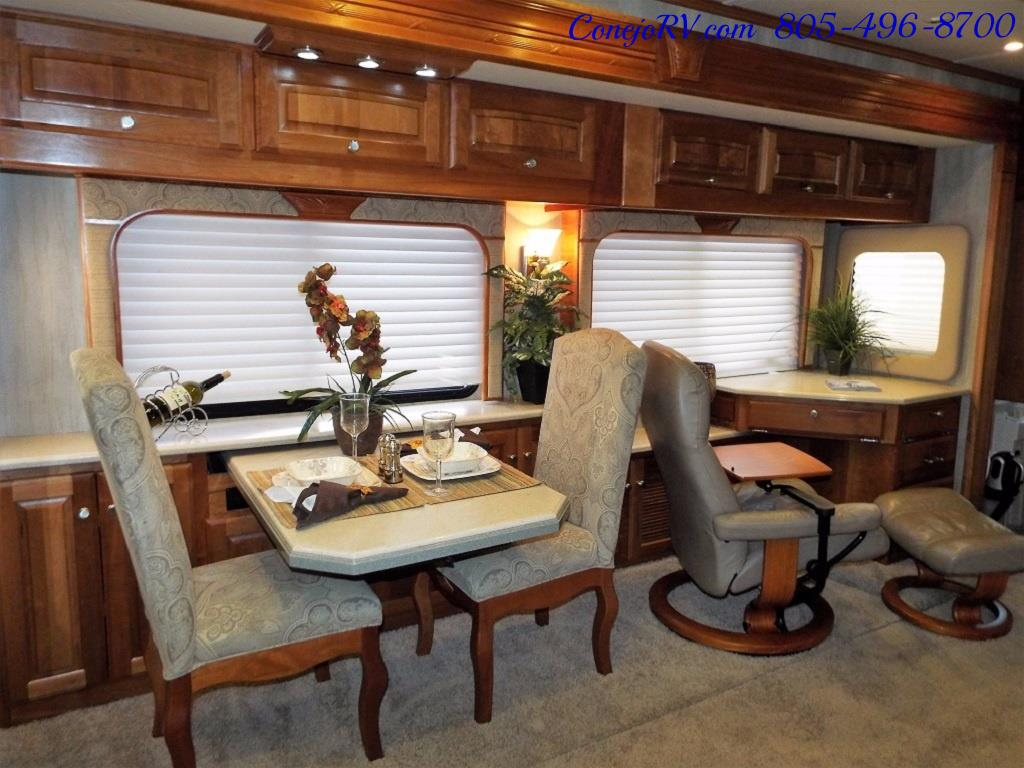 2005 Monaco Holiday Rambler Navigator 43PBQ Quad-Slide 515hp - Photo 14 - Thousand Oaks, CA 91360
