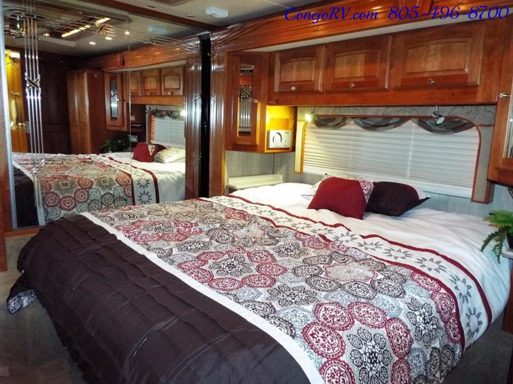 2005 Monaco Holiday Rambler Navigator 43PBQ Quad-Slide 515hp - Photo 29 - Thousand Oaks, CA 91360