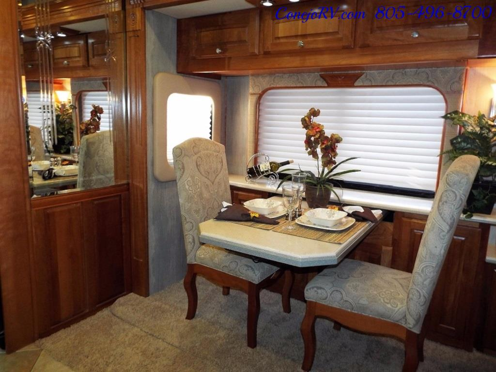 2005 Monaco Holiday Rambler Navigator 43PBQ Quad-Slide 515hp - Photo 13 - Thousand Oaks, CA 91360