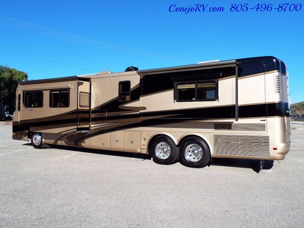 2005 Monaco Holiday Rambler Navigator 43PBQ Quad-Slide 515hp - Photo 4 - Thousand Oaks, CA 91360