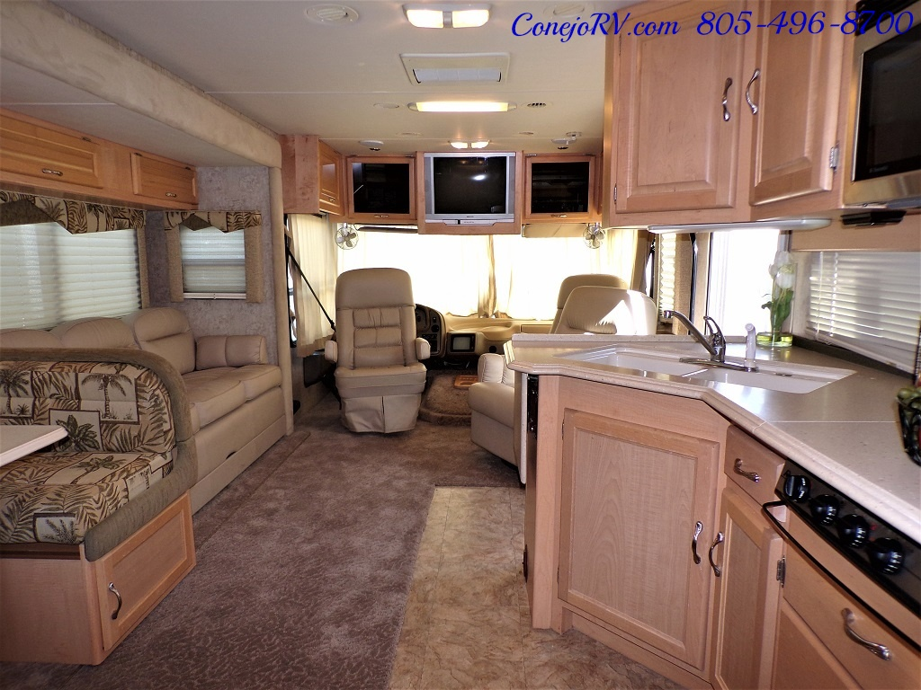 2006 National Seabreeze LX 8341 Double Slide 16K Miles - Photo 23 - Thousand Oaks, CA 91360