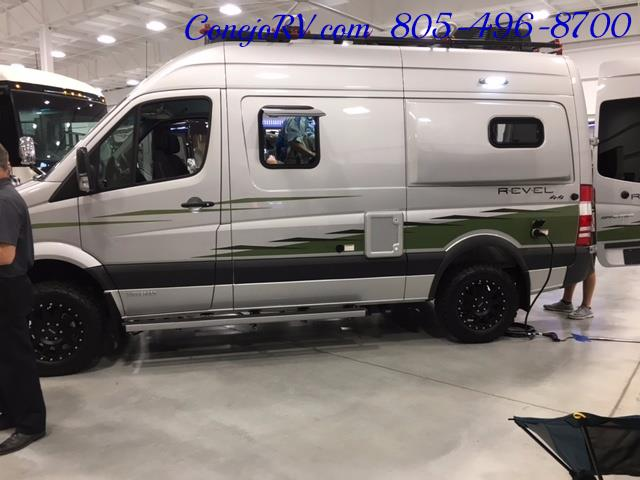 2018 Winnebago Revel 44E 4X4 Mercedes Sprinter Turbo Diesel - Photo 4 - Thousand Oaks, CA 91360