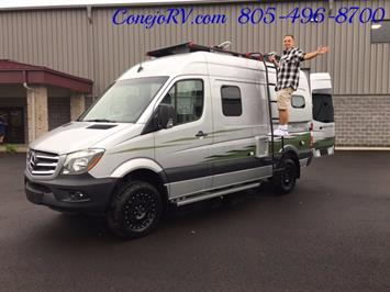 2018 Winnebago Revel 44E 4X4 Mercedes Sprinter Turbo Diesel