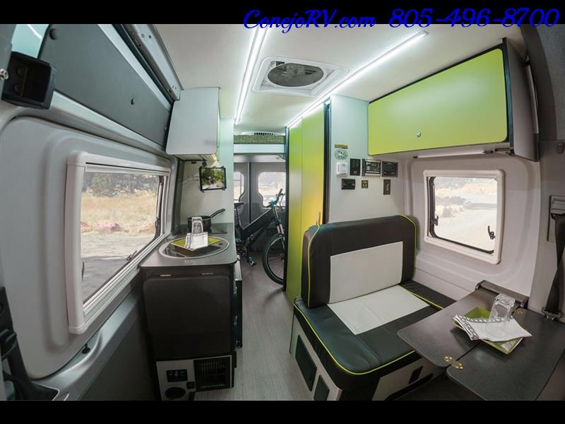 2018 Winnebago Revel 44E 4X4 Mercedes Sprinter Turbo Diesel - Photo 6 - Thousand Oaks, CA 91360