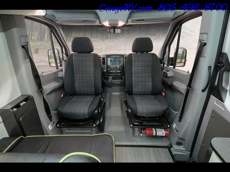 2018 Winnebago Revel 44E 4X4 Mercedes Sprinter Turbo Diesel - Photo 15 - Thousand Oaks, CA 91360