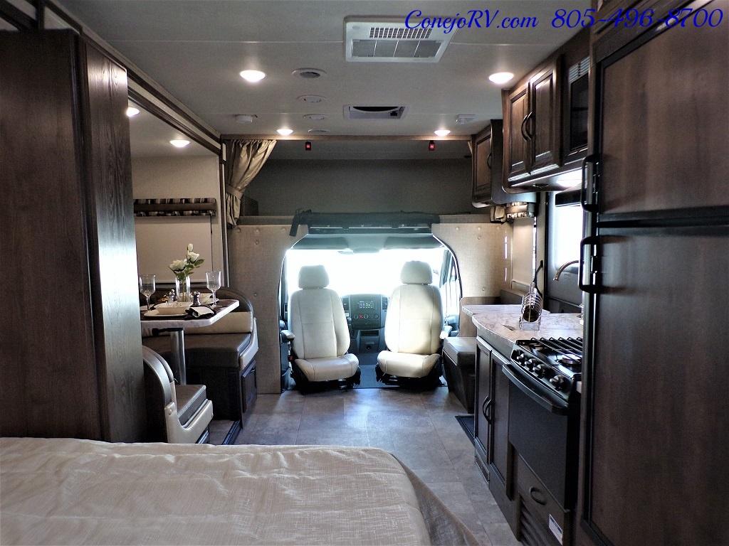 2018 Coachmen Prism 2200FS Full Wall Slide Mercedes Turbo Diesel Full Body Paint - Photo 27 - Thousand Oaks, CA 91360