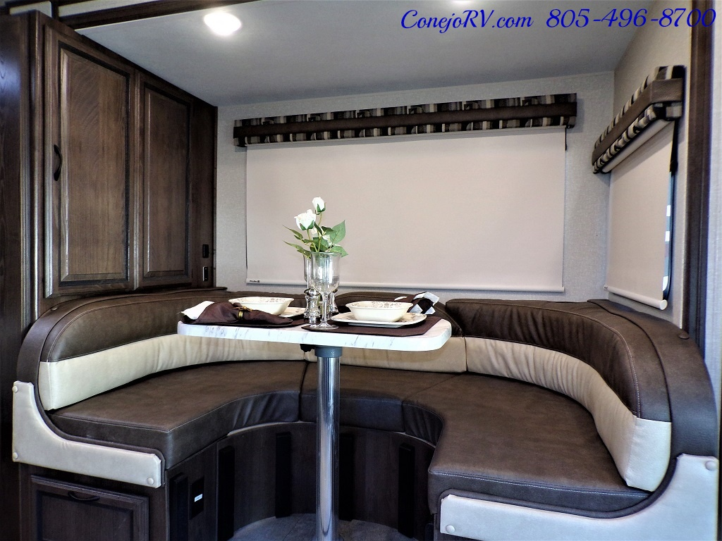 2018 Coachmen Prism 2200FS Full Wall Slide Mercedes Turbo Diesel Full Body Paint - Photo 12 - Thousand Oaks, CA 91360