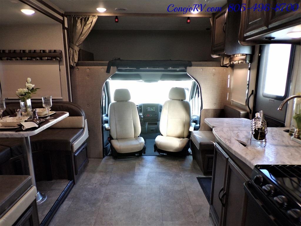 2018 Coachmen Prism 2200FS Full Wall Slide Mercedes Turbo Diesel Full Body Paint - Photo 30 - Thousand Oaks, CA 91360