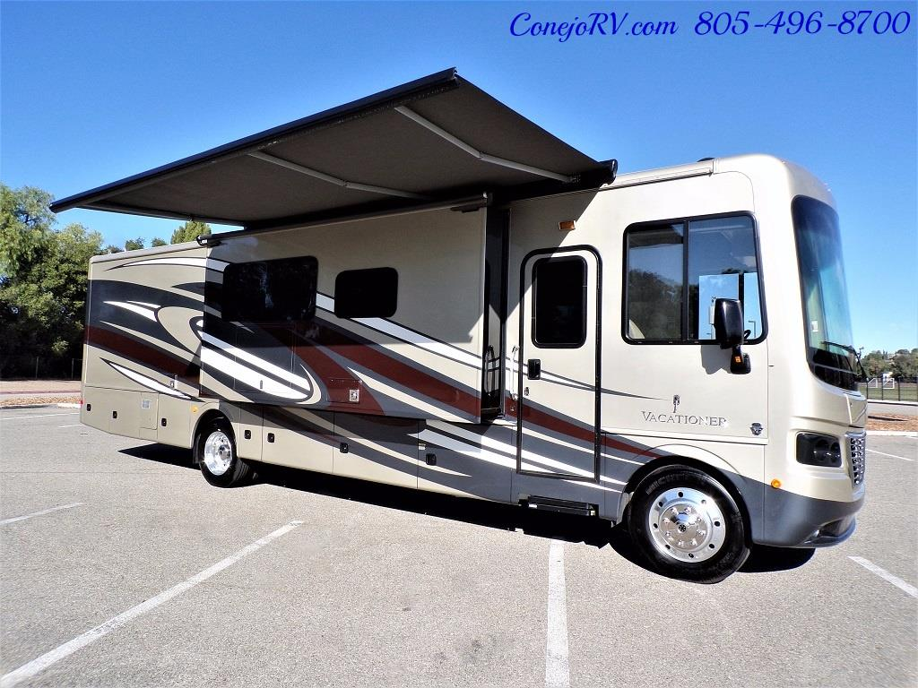 2017 Holiday Rambler Vacationer 36Y Triple Slide Like New Only 3K Miles - Photo 52 - Thousand Oaks, CA 91360