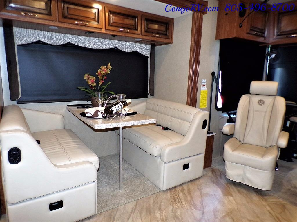 2017 Holiday Rambler Vacationer 36Y Triple Slide Like New Only 3K Miles - Photo 10 - Thousand Oaks, CA 91360