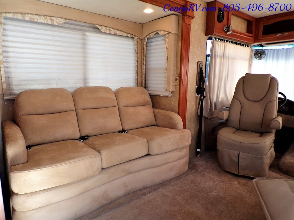 2008 Forest River Georgetown 373 Double Slides King Bed 8K Miles - Photo 9 - Thousand Oaks, CA 91360