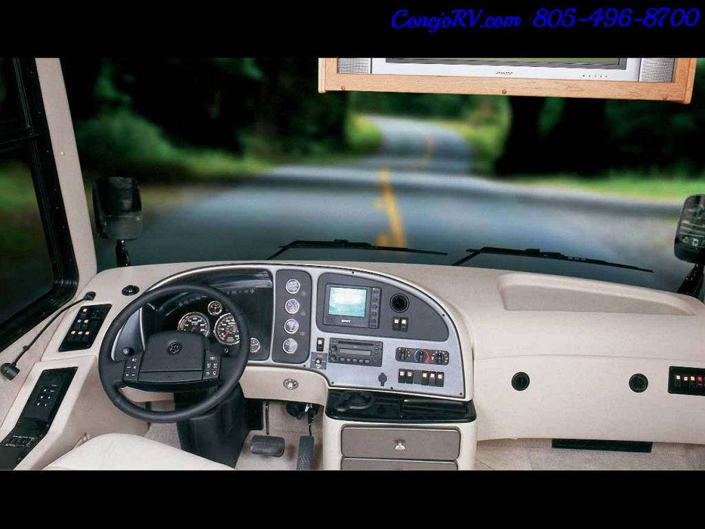 2005 Monaco Holiday Rambler Scepter 38PDQ 400hp 27k Miles - Photo 44 - Thousand Oaks, CA 91360