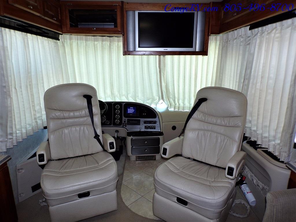 2005 Monaco Holiday Rambler Scepter 38PDQ 400hp 27k Miles - Photo 28 - Thousand Oaks, CA 91360