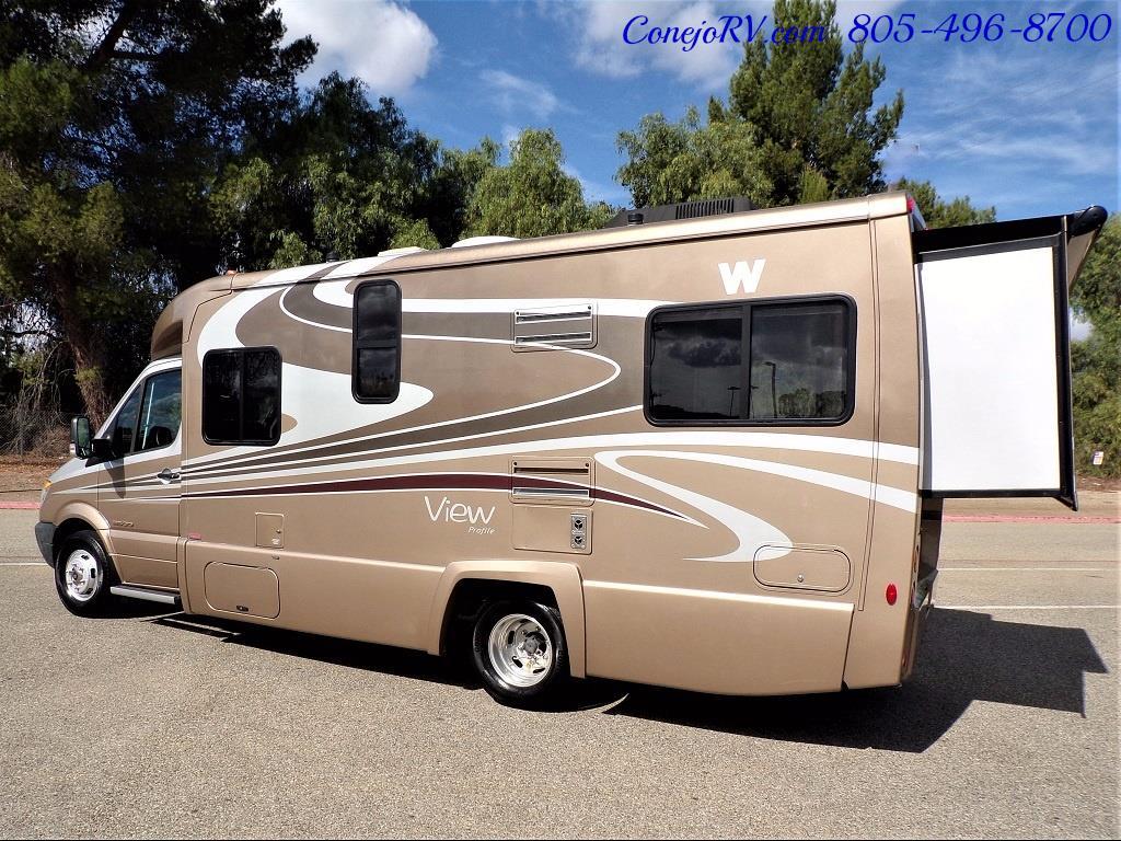 2010 Winnebago View Profile 24DL Single Slide Mercedes Diesel - Photo 2 - Thousand Oaks, CA 91360