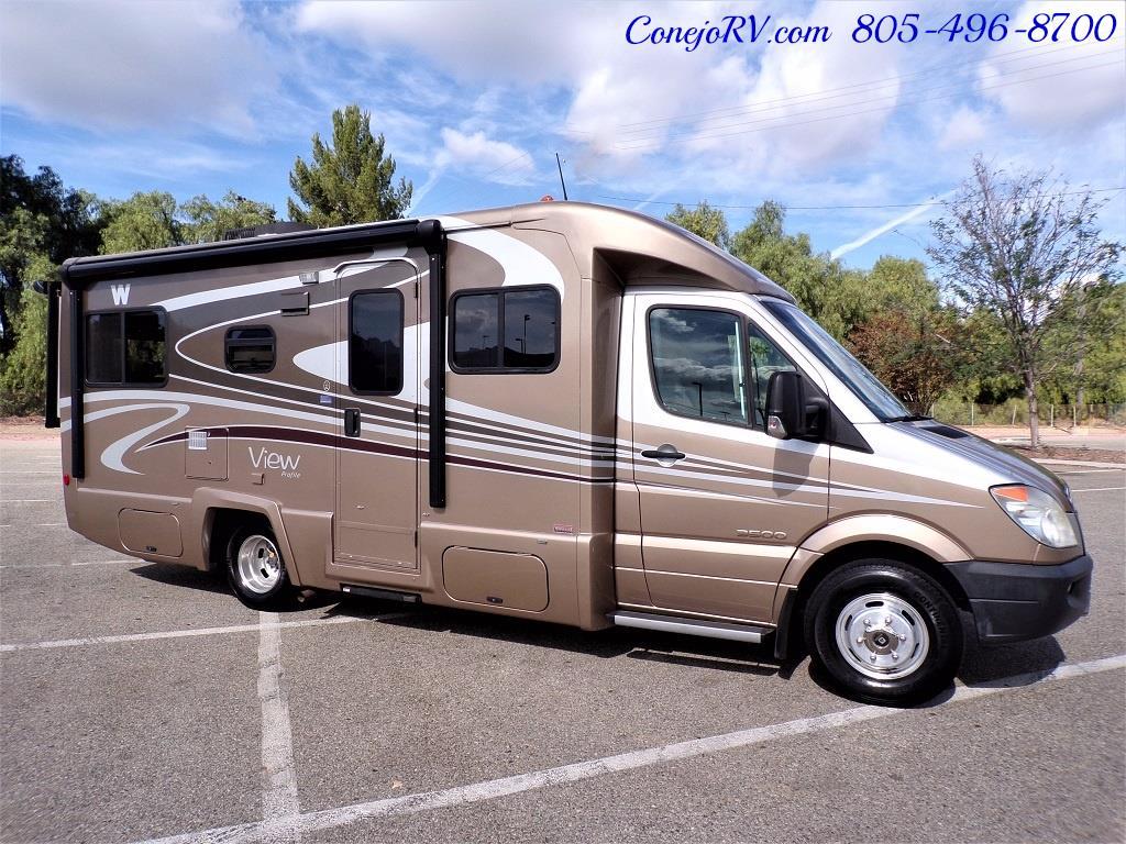 2010 Winnebago View Profile 24DL Single Slide Mercedes Diesel - Photo 3 - Thousand Oaks, CA 91360
