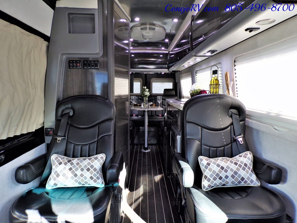 2014 Airstream Interstate 3500L EXT 24ft Mercedes Turbo Diesel - Photo 5 - Thousand Oaks, CA 91360