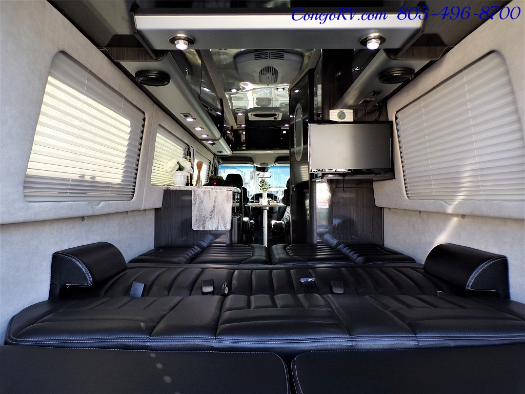 2014 Airstream Interstate 3500L EXT 24ft Mercedes Turbo Diesel - Photo 16 - Thousand Oaks, CA 91360