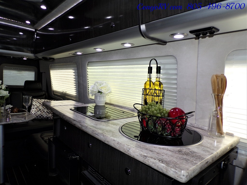 2014 Airstream Interstate 3500L EXT 24ft Mercedes Turbo Diesel - Photo 10 - Thousand Oaks, CA 91360