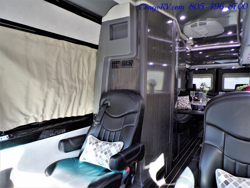 2014 Airstream Interstate 3500L EXT 24ft Mercedes Turbo Diesel - Photo 7 - Thousand Oaks, CA 91360