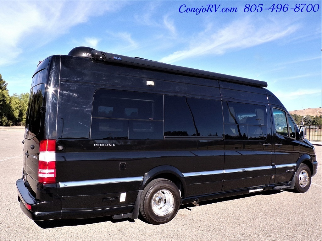2014 Airstream Interstate 3500L EXT 24ft Mercedes Turbo Diesel - Photo 4 - Thousand Oaks, CA 91360