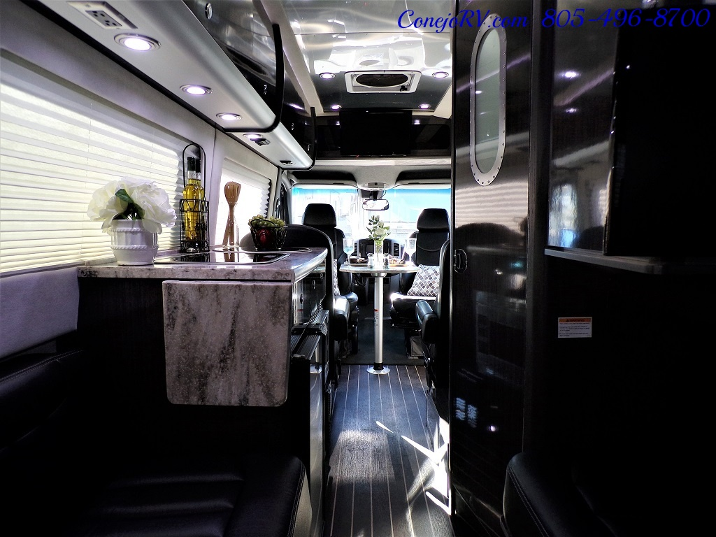 2014 Airstream Interstate 3500L EXT 24ft Mercedes Turbo Diesel - Photo 19 - Thousand Oaks, CA 91360