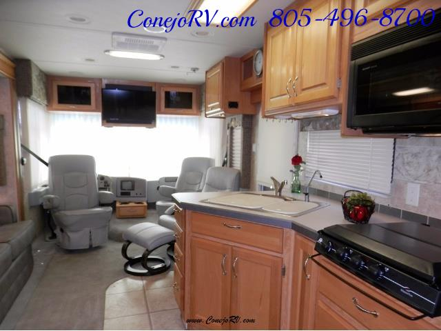 2006 Monaco Monarch 37PCT 3-Slide Big Chassis Full Paint 32k M - Photo 28 - Thousand Oaks, CA 91360