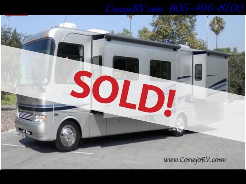 2006 Monaco Monarch 37PCT 3-Slide Big Chassis Full Paint 32k M - Photo 1 - Thousand Oaks, CA 91360