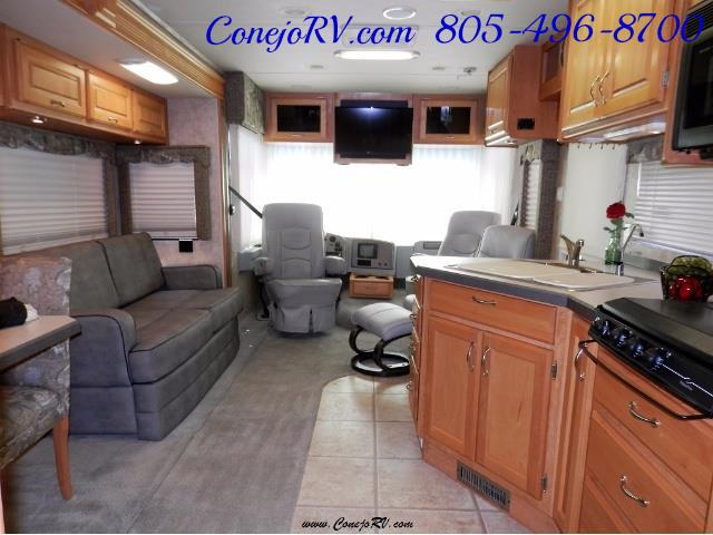 2006 Monaco Monarch 37PCT 3-Slide Big Chassis Full Paint 32k M - Photo 26 - Thousand Oaks, CA 91360