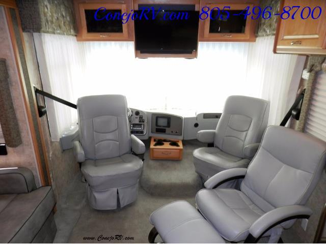 2006 Monaco Monarch 37PCT 3-Slide Big Chassis Full Paint 32k M - Photo 30 - Thousand Oaks, CA 91360