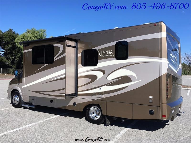 2017 Renegade RV Vienna 25MBS MURPHY BED Slide-Out Full Body Paint - Photo 2 - Thousand Oaks, CA 91360