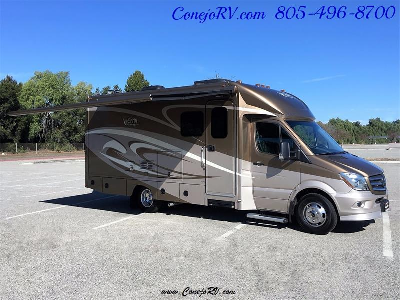 2017 Renegade RV Vienna 25MBS MURPHY BED Slide-Out Full Body Paint - Photo 38 - Thousand Oaks, CA 91360