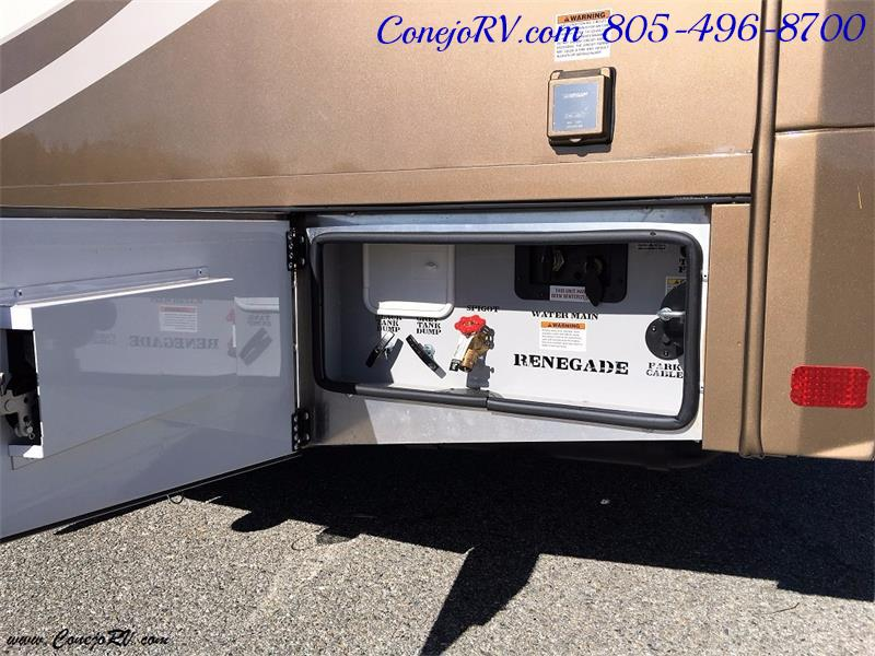 2017 Renegade RV Vienna 25MBS MURPHY BED Slide-Out Full Body Paint - Photo 37 - Thousand Oaks, CA 91360