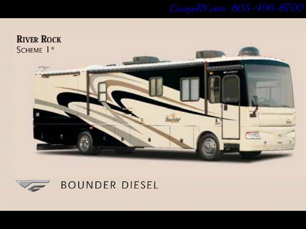 2008 Fleetwood Bounder 38F 325hp Diesel Pusher 3-Slide 1.5 Bath - Photo 45 - Thousand Oaks, CA 91360