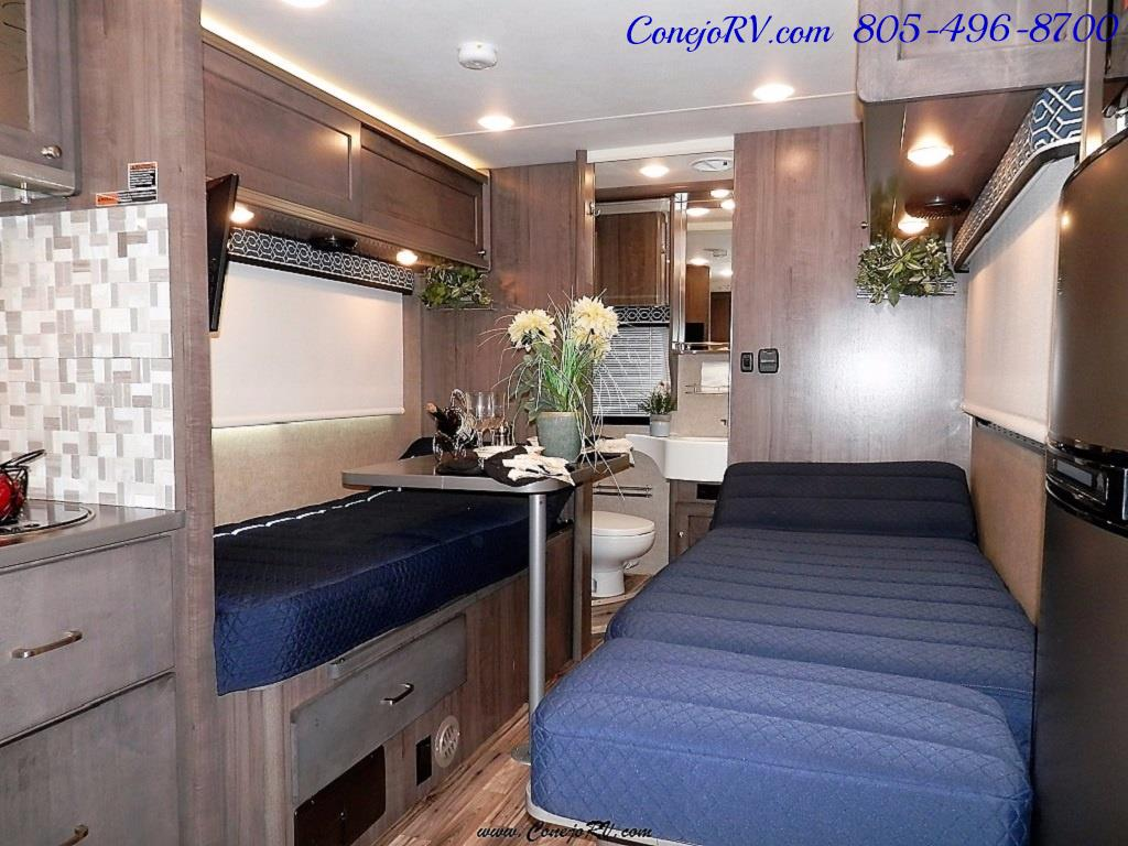 2017 Winnebago Fuse 23A Slide-Out Power Stroke Turbo Diesel - Photo 22 - Thousand Oaks, CA 91360