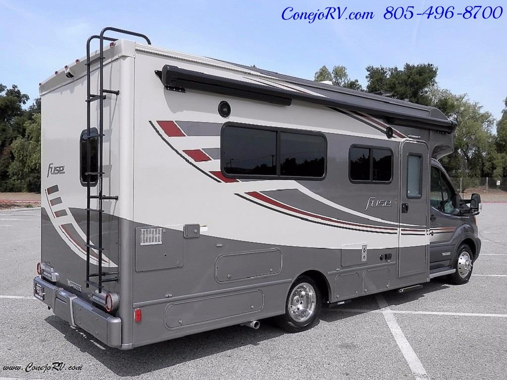 2017 Winnebago Fuse 23A Slide-Out Power Stroke Turbo Diesel - Photo 6 - Thousand Oaks, CA 91360
