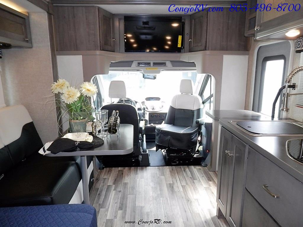 2017 Winnebago Fuse 23A Slide-Out Power Stroke Turbo Diesel - Photo 25 - Thousand Oaks, CA 91360