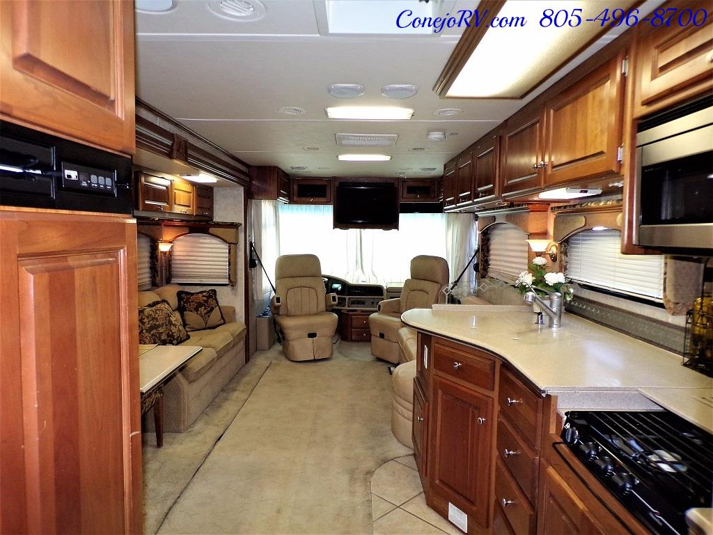 2005 Monaco Diplomat 38PDD Double Slide Diesel Full Body Paint - Photo 26 - Thousand Oaks, CA 91360