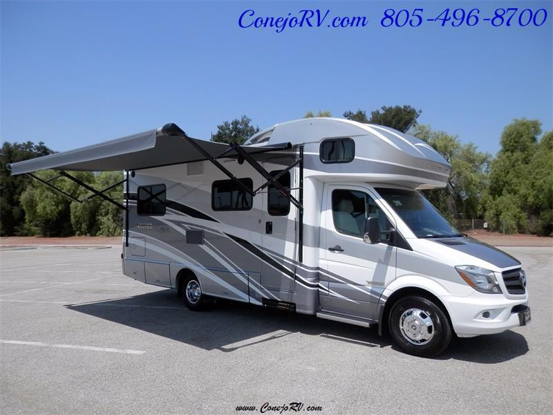 2017 Winnebago Itasca Navion 24V Slide-Out Full Body Paint Diesel - Photo 39 - Thousand Oaks, CA 91360