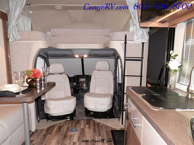 2017 Winnebago Itasca Navion 24V Slide-Out Full Body Paint Diesel - Photo 22 - Thousand Oaks, CA 91360