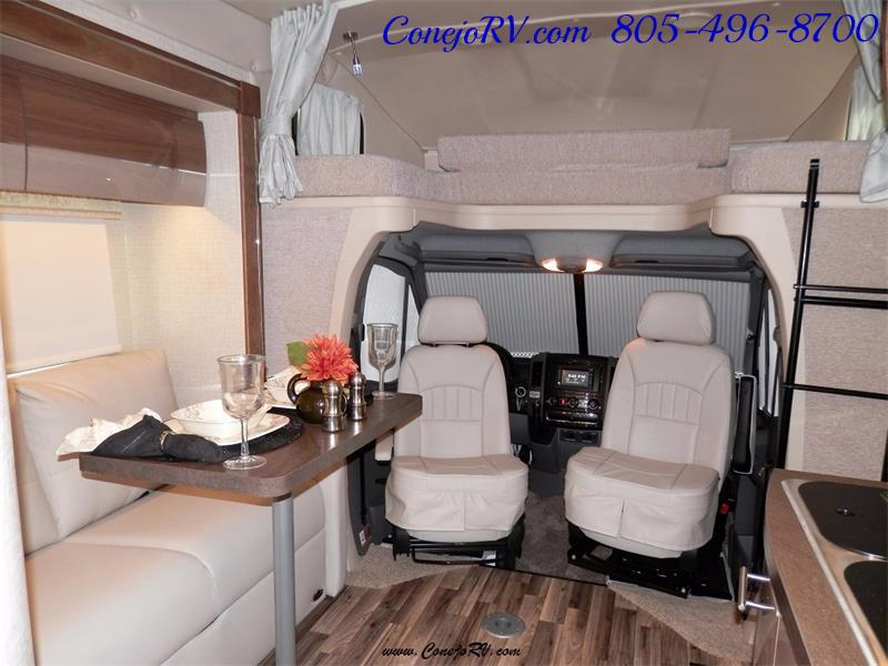 2017 Winnebago Itasca Navion 24V Slide-Out Full Body Paint Diesel - Photo 23 - Thousand Oaks, CA 91360