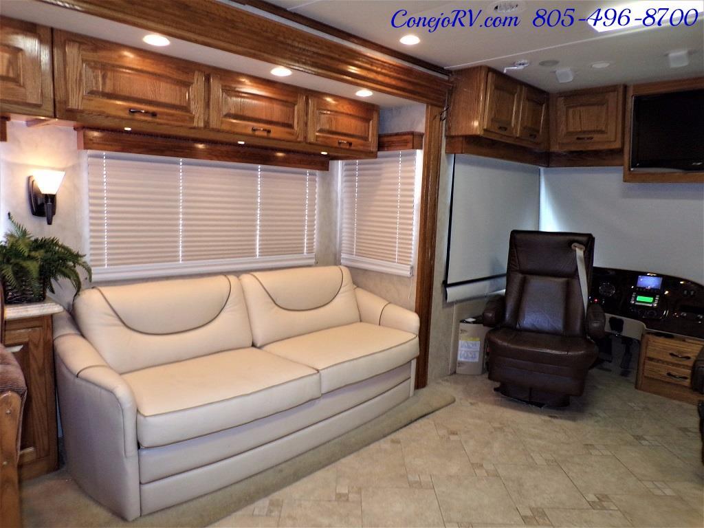 2009 Monaco Camelot 42PDQ Quad Slide Tag Axle 425hp - Photo 10 - Thousand Oaks, CA 91360