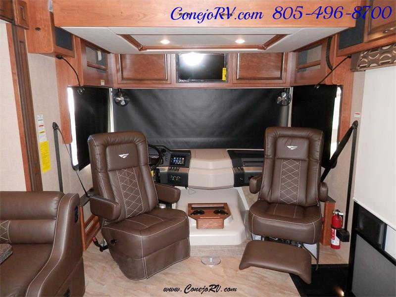 2017 Fleetwood Bounder LX 36X 3-Slide Big Chassis Full Body Paint - Photo 33 - Thousand Oaks, CA 91360
