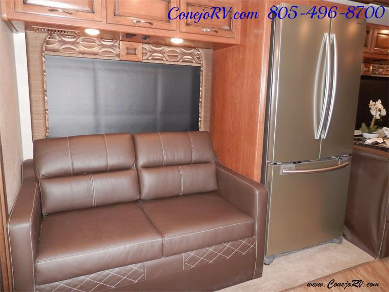 2017 Fleetwood Bounder LX 36X 3-Slide Big Chassis Full Body Paint - Photo 13 - Thousand Oaks, CA 91360