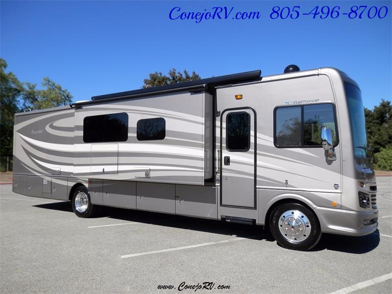 2017 Fleetwood Bounder LX 36X 3-Slide Big Chassis Full Body Paint - Photo 4 - Thousand Oaks, CA 91360