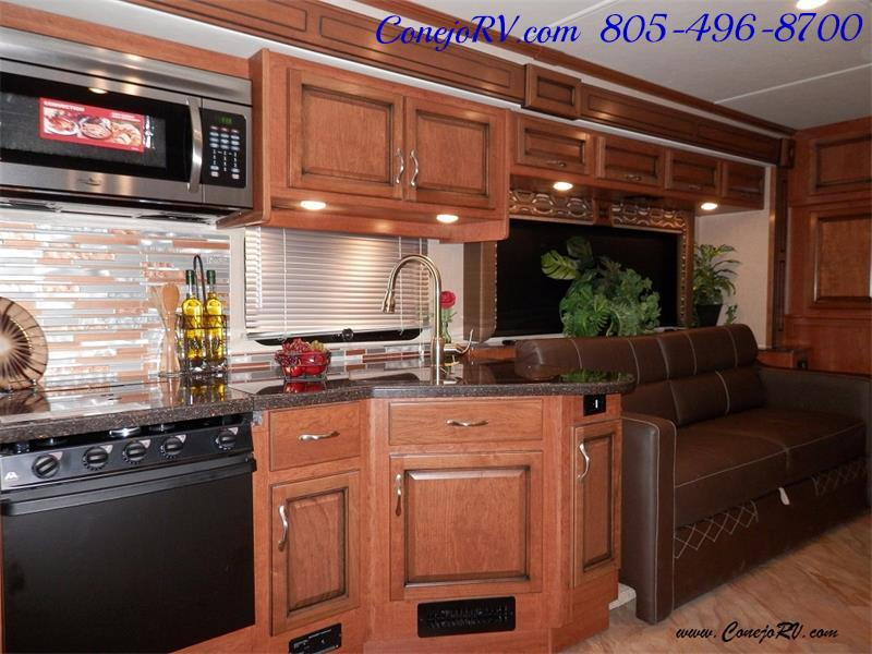 2017 Fleetwood Bounder LX 36X 3-Slide Big Chassis Full Body Paint - Photo 14 - Thousand Oaks, CA 91360