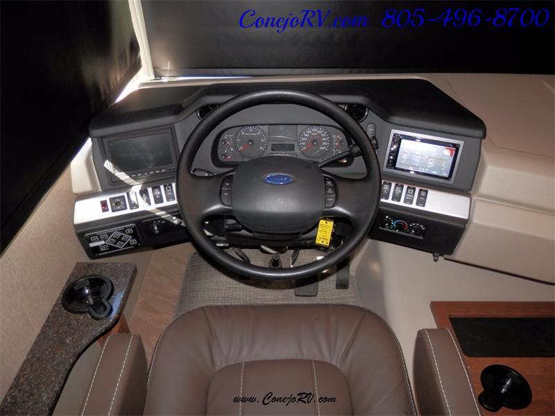 2017 Fleetwood Bounder LX 36X 3-Slide Big Chassis Full Body Paint - Photo 36 - Thousand Oaks, CA 91360