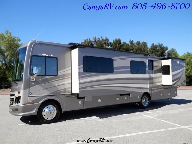 2017 Fleetwood Bounder LX 36X 3-Slide Big Chassis Full Body Paint - Photo 58 - Thousand Oaks, CA 91360