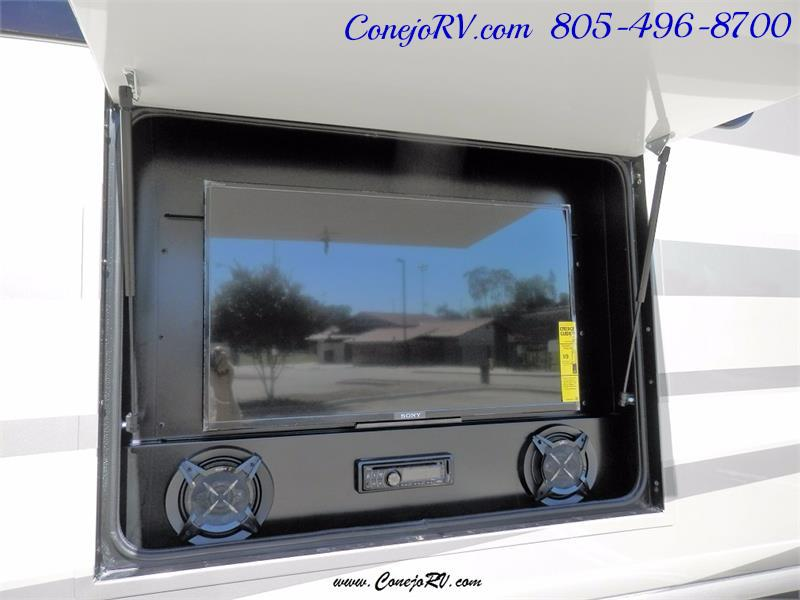 2017 Fleetwood Bounder LX 36X 3-Slide Big Chassis Full Body Paint - Photo 41 - Thousand Oaks, CA 91360