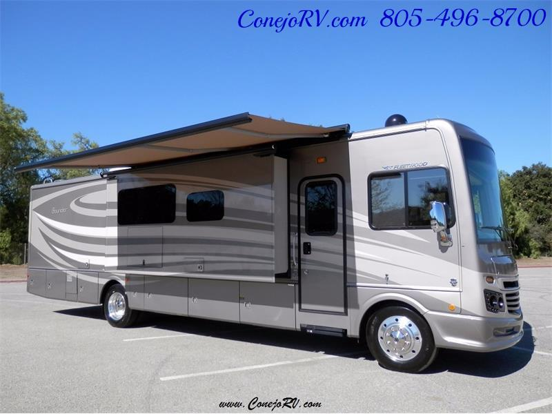 2017 Fleetwood Bounder LX 36X 3-Slide Big Chassis Full Body Paint - Photo 50 - Thousand Oaks, CA 91360