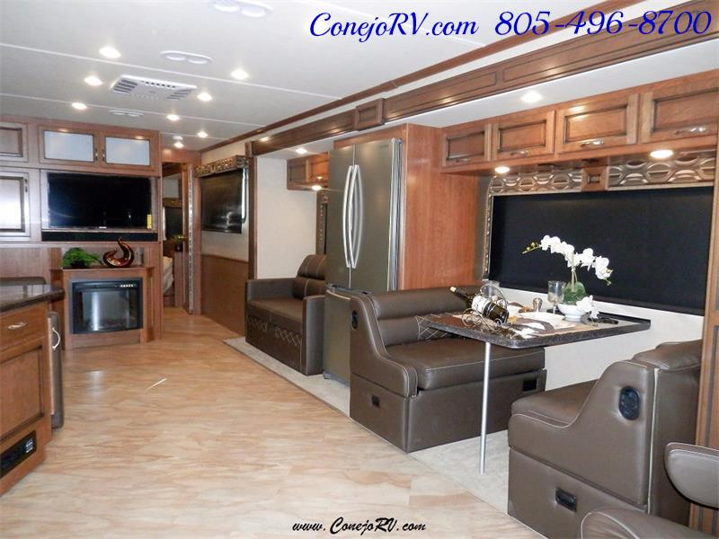 2017 Fleetwood Bounder LX 36X 3-Slide Big Chassis Full Body Paint - Photo 7 - Thousand Oaks, CA 91360